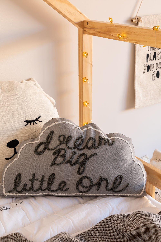 Cuscino in cotone Somni Kids, immagine della galleria 1