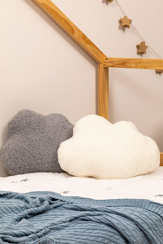 Cuscino in cotone per bambini Lily, immagine della galleria 1