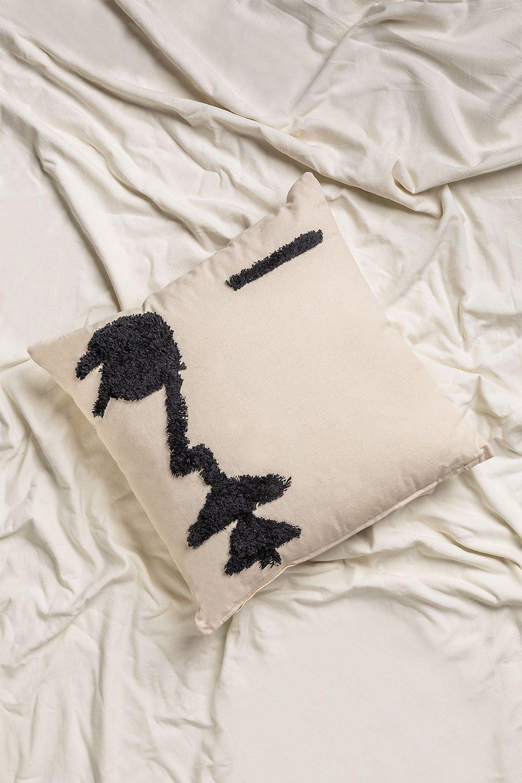 Cuscino in cotone Fasy , immagine della galleria 1