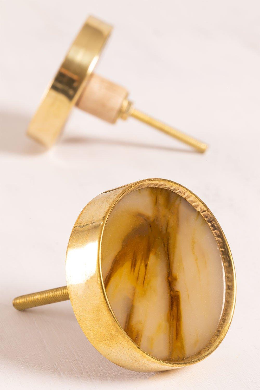Set di 2 maniglie Alger, immagine della galleria 1