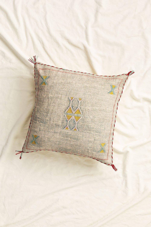 Cuscino quadrato in cotone (50x50 cm) Etti, immagine della galleria 1