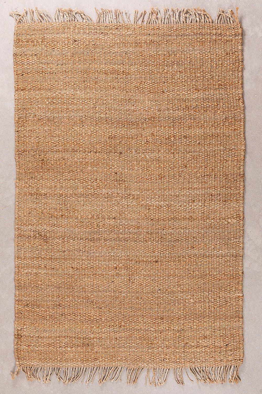 Tappeto di Canapa Natural Calmah, immagine della galleria 1