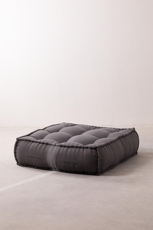 Cuscino per divano modulare in cotone Yebel, immagine della galleria 1