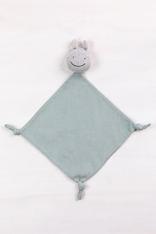 Doudou in cotone Gisli Kids, immagine della galleria 1
