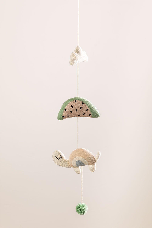 Giostrina per culla in cotone Tirsa Kids , immagine della galleria 1