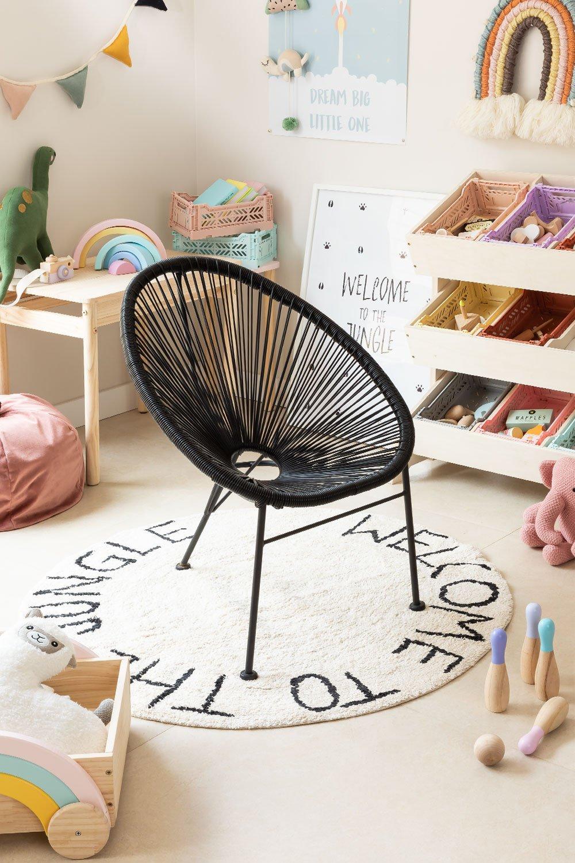 Sedia per bambini Mini Acapulco, immagine della galleria 1