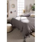 Dekbedovertrek voor bed van 150 cm in Gala-katoen, miniatuur afbeelding 1