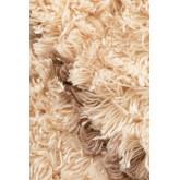 Katoenen en wollen vloerkleed (232x164 cm) Ewan, miniatuur afbeelding 4