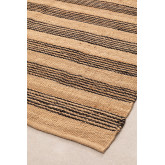 Natuurlijk jute vloerkleed (251x162 cm) Seil, miniatuur afbeelding 3