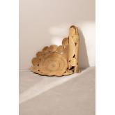 Vloerkleed van natuurlijk jute (180x60 cm) Otilie, miniatuur afbeelding 4