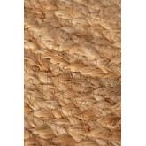 Vloerkleed van natuurlijk jute (180x60 cm) Otilie, miniatuur afbeelding 5