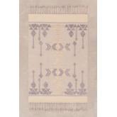 Katoenen vloerkleed (181x120 cm) Arot, miniatuur afbeelding 2