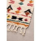 Vloerkleed van wol en katoen (270x166 cm) Obby, miniatuur afbeelding 3