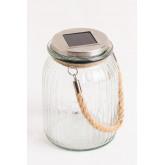 Solar Jar met LED Guirlande Pol, miniatuur afbeelding 2