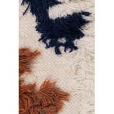 Vloerkleed van wol en katoen (246x165 cm) Rimbel, miniatuur afbeelding 4