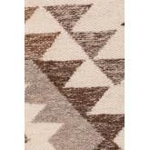 Vloerkleed van wol en katoen (252x165 cm) Logot, miniatuur afbeelding 4