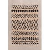 Katoenen vloerkleed (180x124 cm) Tulub, miniatuur afbeelding 2