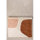 Katoenen vloerkleed (206x130 cm) Delta, miniatuur afbeelding 2