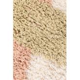 Katoenen vloerkleed (206x130 cm) Delta, miniatuur afbeelding 4
