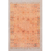 Katoenen chenille vloerkleed (183x124,5 cm) Feli, miniatuur afbeelding 1