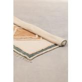 Katoenen vloerkleed (185x122 cm) Derum, miniatuur afbeelding 2