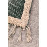Katoenen vloerkleed (185x122 cm) Derum, miniatuur afbeelding 3