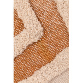 Katoenen vloerkleed (185x122 cm) Derum, miniatuur afbeelding 4