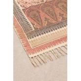 Katoenen vloerkleed (186x127,5 cm) Shavi, miniatuur afbeelding 3