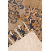 Katoenen vloerkleed (182x117 cm) Boni, miniatuur afbeelding 3