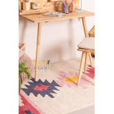 Katoenen vloerkleed (175x120 cm) Yogui Kids, miniatuur afbeelding 1