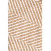 Katoenen vloerkleed (242x155 cm) Zurma, miniatuur afbeelding 5