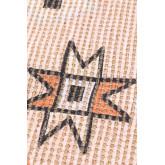 Gangtapijt in jute en stof (170x42,5 cm) Nuada, miniatuur afbeelding 3