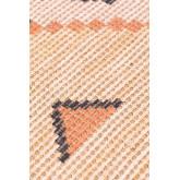 Gangtapijt in jute en stof (170x42,5 cm) Nuada, miniatuur afbeelding 4