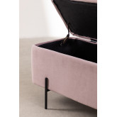 Trunk Bench in Velvet Sam, miniatuur afbeelding 4
