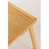 Yones Bamboo Bed Tray, miniatuur afbeelding 5