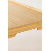 Yones Bamboo Bed Tray, miniatuur afbeelding 6