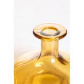 Siclat gerecycled glazen vaas, miniatuur afbeelding 2