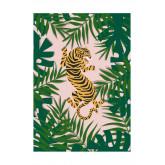 Decoratief Laminaat (50x70 cm) Tijger, miniatuur afbeelding 2