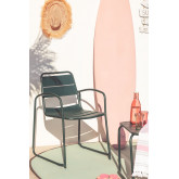 Stoel met Armleuningen Janti , miniatuur afbeelding 1