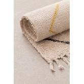 Katoenen vloerkleed (194x122 cm) Geho, miniatuur afbeelding 4