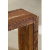 Ribe console van gerecycled hout, miniatuur afbeelding 5