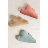 Nubis fluwelen kussen voor kinderen, miniatuur afbeelding 4