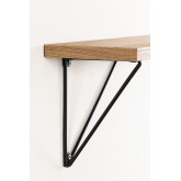 Glai houten wandplanken set, miniatuur afbeelding 4