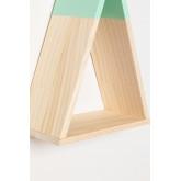 Sius Kids houten wandplank, miniatuur afbeelding 4