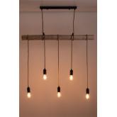 Silian naturel Plafondlamp , miniatuur afbeelding 4