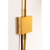 Wandlamp met dubbele kap Two, miniatuur afbeelding 5
