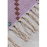 Jute en stoffen vloerkleed (274x172 cm) Nuada, miniatuur afbeelding 4