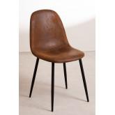 Leren stoel Glamm, miniatuur afbeelding 2