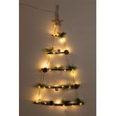 Iber Wall LED kerstboom, miniatuur afbeelding 2
