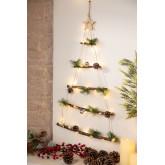 Iber Wall LED kerstboom, miniatuur afbeelding 1